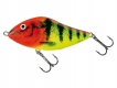 Воблер Salmo Slider 6F, col.CYP (Clown Yellow Perch)