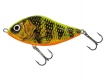 Воблер Salmo Slider 6F, col.GFP (Gold Fluo Perch)