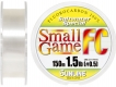 Флюорокарбон Sunline Small Game FC #0.5 (0,117 мм), 150 м
